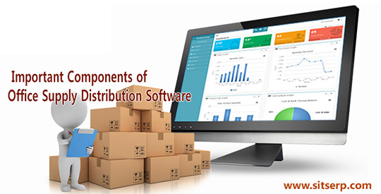 Important Components of Office Supply Distribution Software